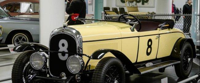 Resultado de imagen para museo del automóvil Puebla constancia mexicana